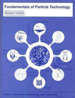 Book: Fundamentals of Particle Technology - click here for details